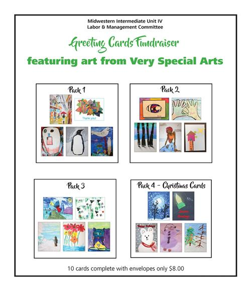 Greeting Card Fundraiser